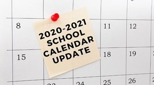 Calendar Revision: Students to Return January 11, 2021