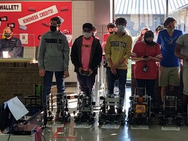 Ware High's Robotics Teams Excel at Irwin County Event
