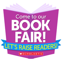 Book Fair Begins Monday!
