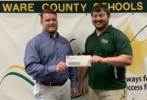 Satilla REMC Foundation Awards Technology Grant to WCS