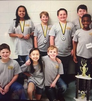 WACONA ELEMENTARY WINS FIRST PLACE IN GEORGIA QUIZ BOWL COMPETITION