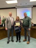 Patricia Robertson is the November Certified Golden Achievement Award Winner