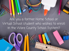 Calling All Students Who Wish to Enroll from Home School or Virtual School