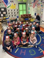 DAFFODIL students celebrated Dr. Seuss' birthday!