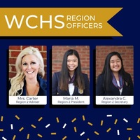 FBLA Region Officers