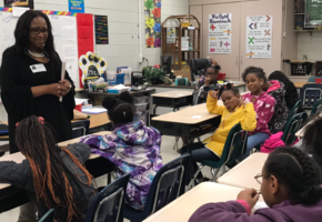 Ruskin Elementary Students Encouraged to Dream Big