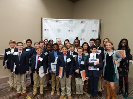 Waycross Middle School Students Excel at Junior Youth Assembly
