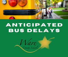 Bus Delays Anticipated Dec. 14 - 15