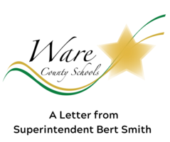 A Letter from Supt. Bert Smith
