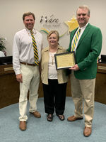 Debbie Wade is the September 2019 Classified Golden Achievement Award Winner