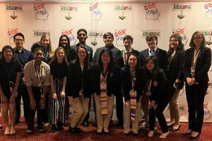 WCHS FBLA Emerges at the 2019 State Leadership Co