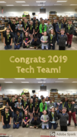 Memorial Drive's 2019 Technology Team