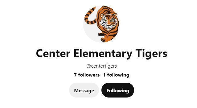 Center Elementary Tigers