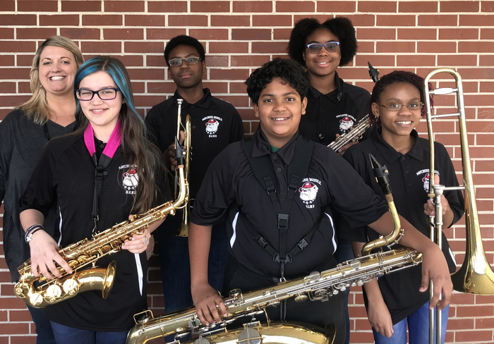 Congratulations to the following Band Students, Abigail S., Marcus R., Matthew S., Madelynn R., and Ahlivia D., for being selected to participate in the 2019 Region Band. Band Director, Brooke Richardson, is very proud of their accomplishments.