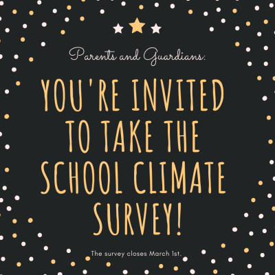 Parent Survey Invitation