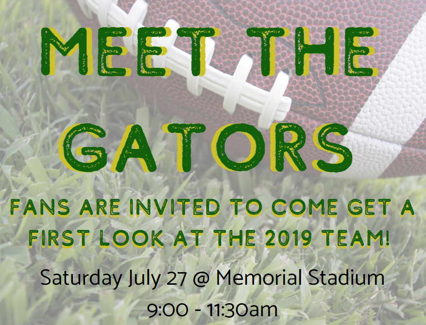 Meet the Gators