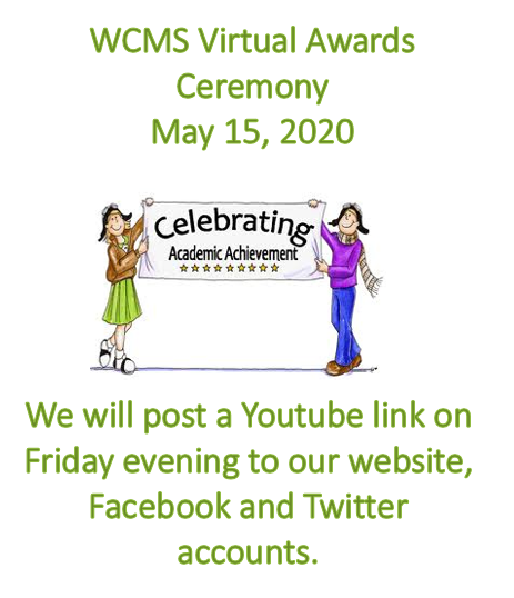 Virtual Awards Ceremony