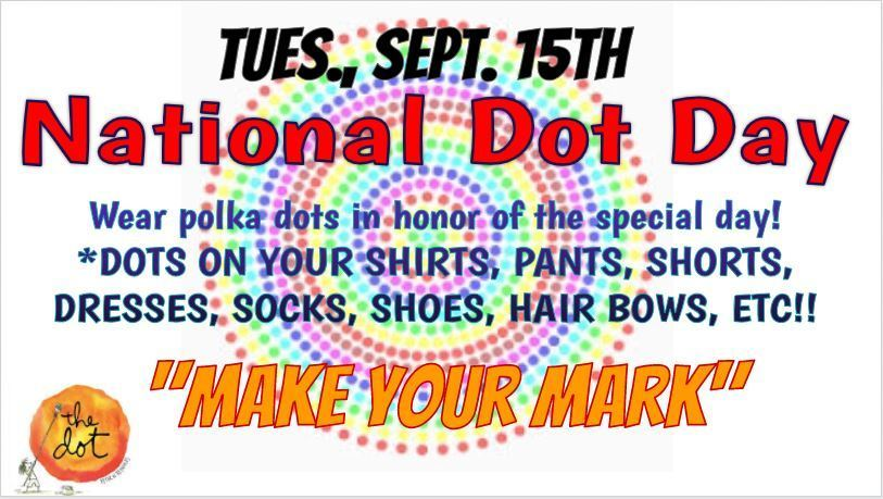 National Dot Day